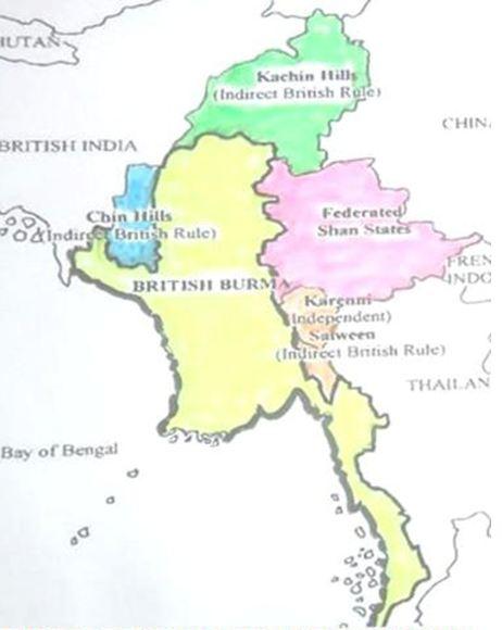british burma kachinland news Karen People Burma british burma
