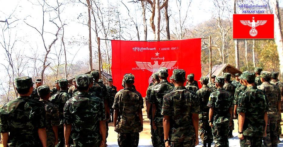 The Aftermath of Paletwa Ambush: Arakan Army faces Tatmadaw's military  onslaught - Kachinland News
