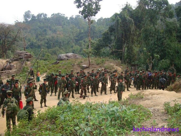 2013   Kachin news